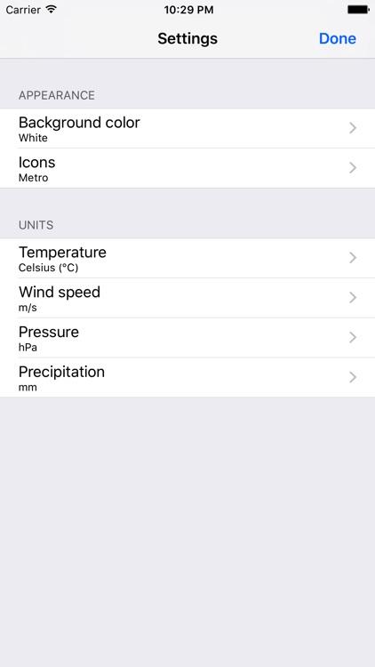 GPS-Weather