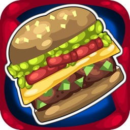 Pop N Drop Burger Shop Mania