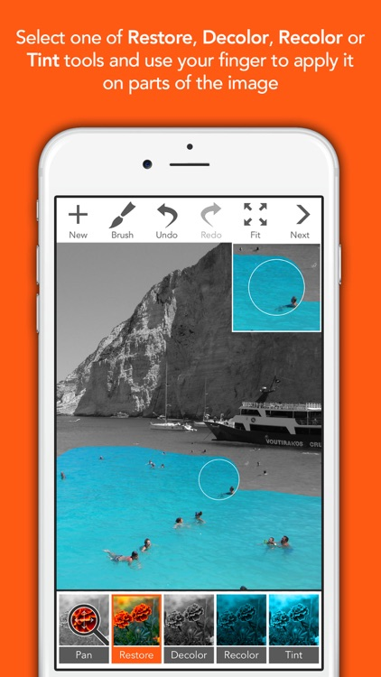 Color Splash Master Pro (Photo Retouch Editor) screenshot-3