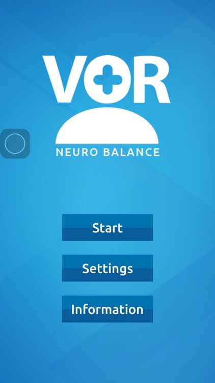 VOR Neuro Balance screenshot-0