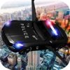 Flying Car Game - Future Police Chase 3D
