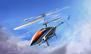 MiniCopter Flight 3D