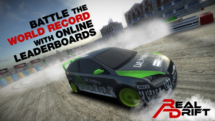Real Drift Car Racing Screenshot