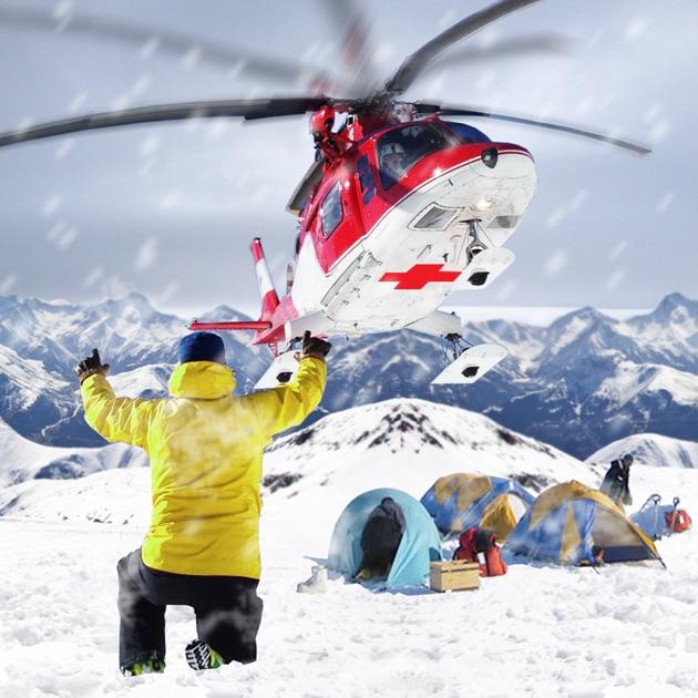 Elicottero E Ambulanza : Ambulanza elicottero pilota gioco volo simulatore sull