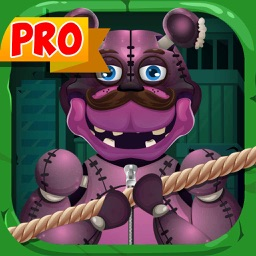 Scary Rope Swing Nights– Halloween Games for Pro