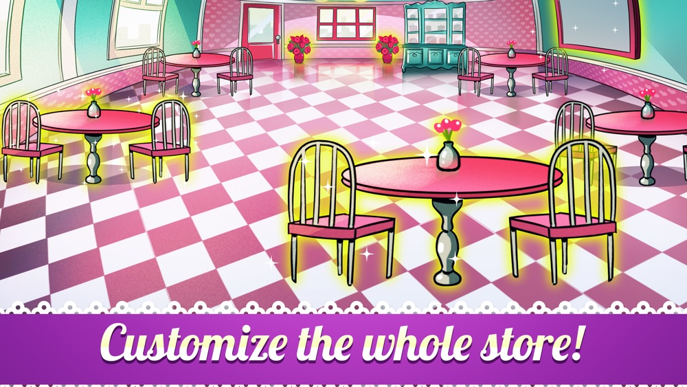 My Cake Shop - Candy Store Management Game hack tool