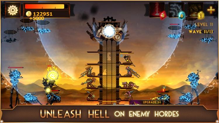 Steampunk Tower screenshot-3