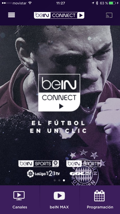 beIN CONNECT España screenshot-0