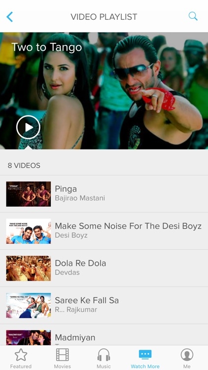 Eros Now — Bollywood and Indian Movies, TV & Music screenshot-4