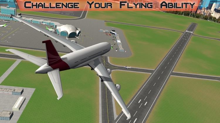 Plane Flight Simulator 2017