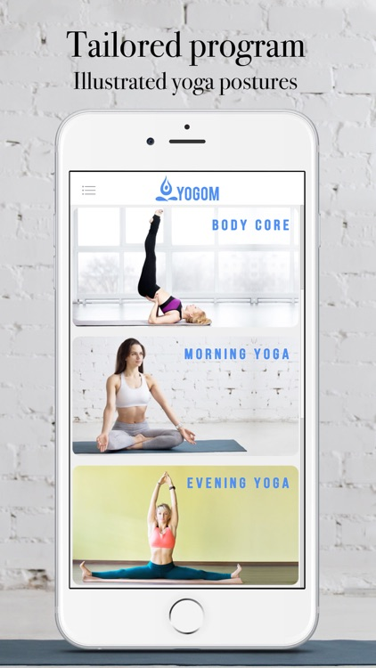 Yogom 2 - Daily Yoga for relaxation and serenity