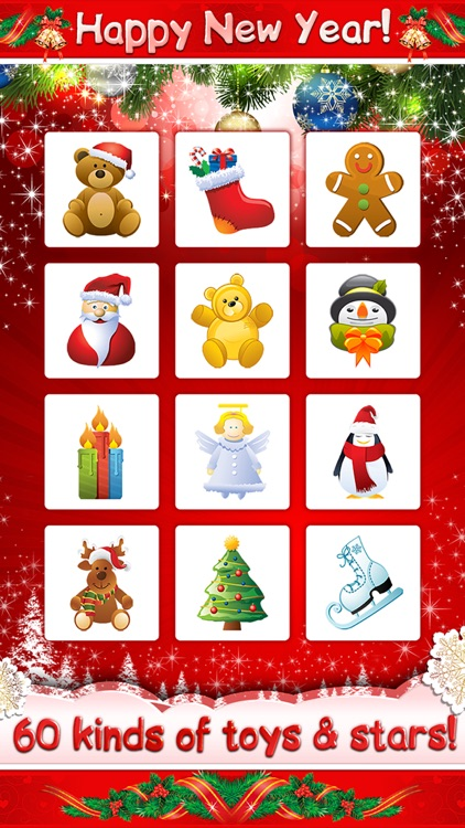 Xmas Tree! Christmas Kids Game screenshot-3