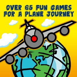 Plane Games - Fun Airplane Games for Kids, Teenagers & All The Family - make journeys go faster!