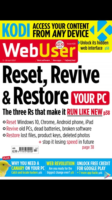 Web User Magazine on PC: Download free for Windows 7, 8, 10 version