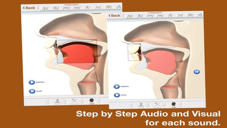 Speech Trainer 3D screenshot-3