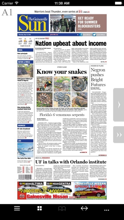 Gainesville Sun eEdition