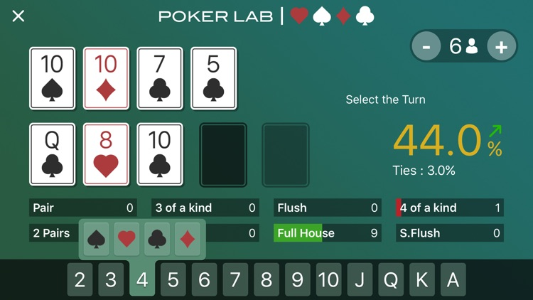 PokerLab Limited - Poker Odds ans Outs screenshot-3