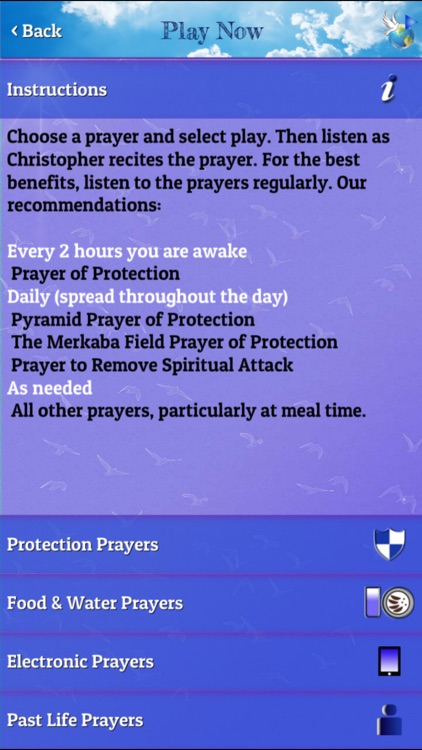 AutoPrayers screenshot-1