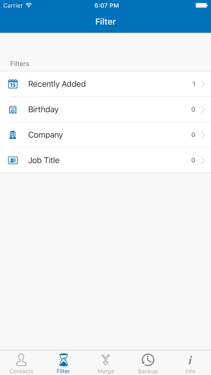 Contacts Cleaner - Easy Backup & Contact Manager screenshot-4