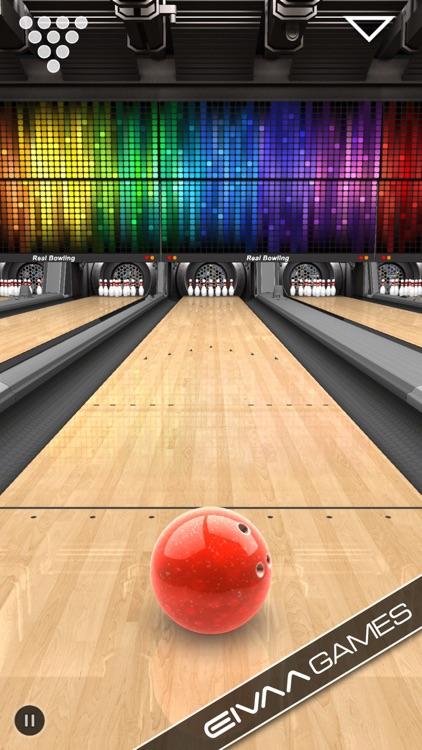 Real Bowling 3D Plus screenshot-0
