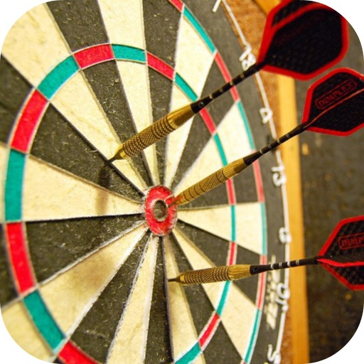 Adventure Darts 3D iOS App