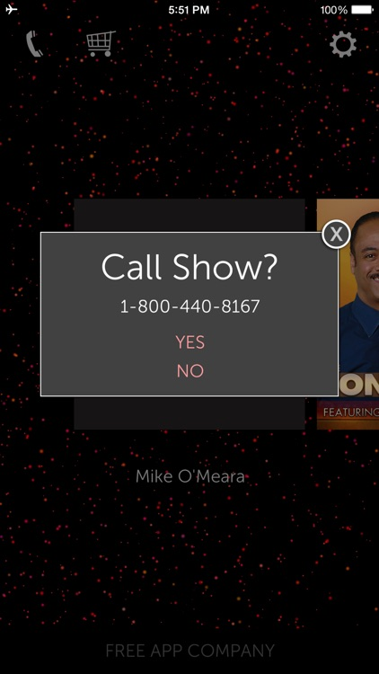 Mike O'Meara Show screenshot-3