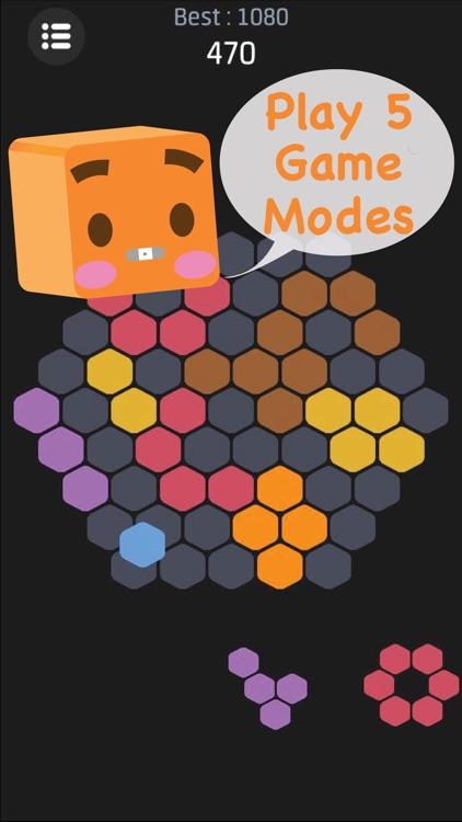 Fit Row - Cube Puzzle Color zumiez screenshot-4