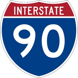 I-90 Road Conditions and Traffic Cameras Pro