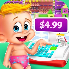 Activities of Baby Supermarket Manager - Time Management Game