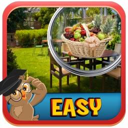 Backyard Fun Hidden Object Games