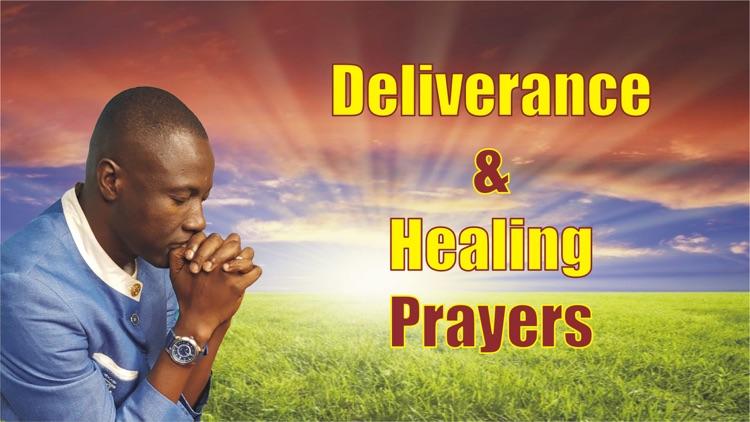 Deliverance & Healing Prayers