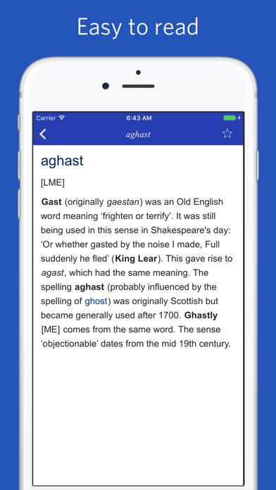 The Dictionary of Word Originsのおすすめ画像3
