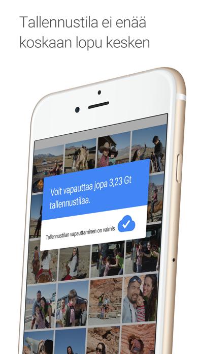 Screenshot for Google Kuvat in Finland App Store