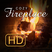 A Very Cozy Fireplace Hd app review