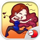Pissamai Stickers for iMessage Free icon