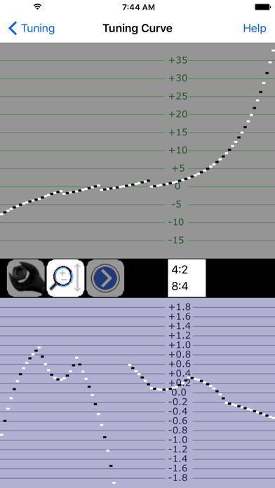 TuneLab Piano Tuner Screenshot