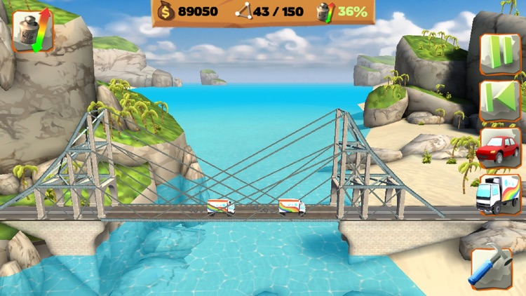 Bridge Constructor Playground screenshot-0