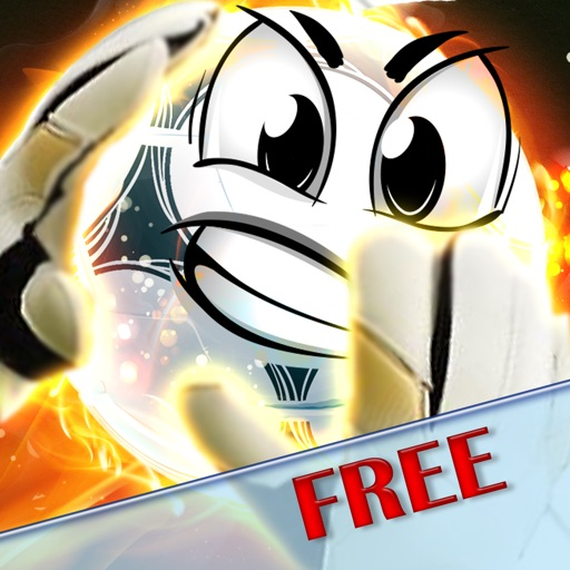 Action Sports Real Star Soccer Head 2014 - The Goalie Fantasy Win Games HD (Free) iOS App