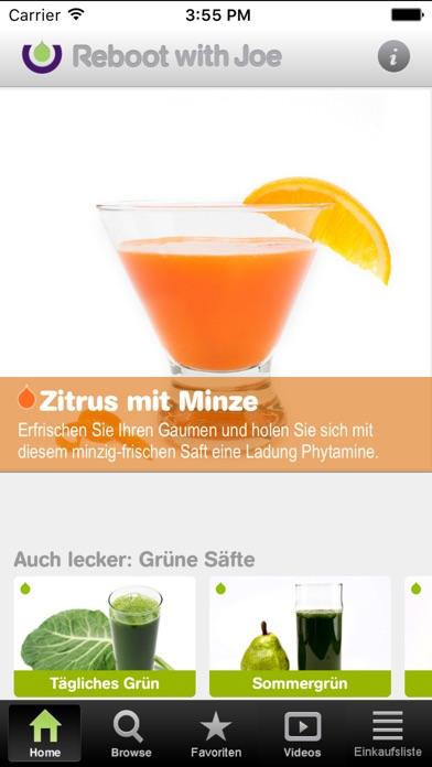 Screenshot for 101 Saftrezepte in Germany App Store