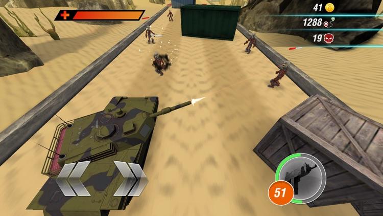 Shooting Tanks: Alien Force screenshot-3