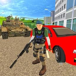 Mafia Agent Escape Spy City