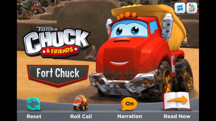 Chuck & Friends: Fort Chuck