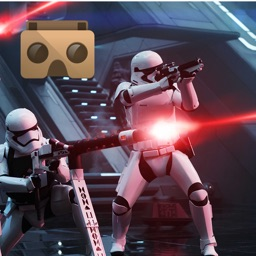 VR Player for Star Wars with Google CardBoard