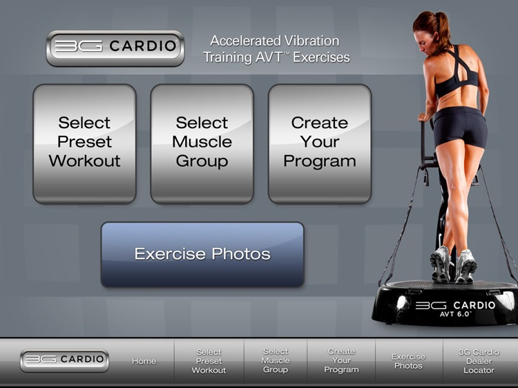 3G Cardio AVT screenshot-0