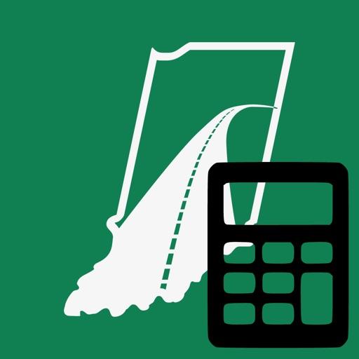 LTAP Calculator App icon