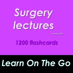 .Surgery lectures for self Learning& Exam Prep