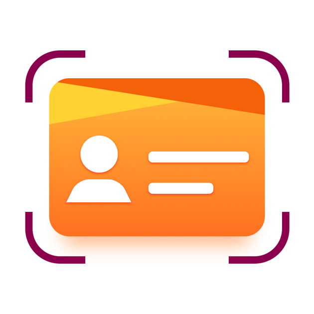 Business card scanner transfer contacts on the app store reheart Gallery