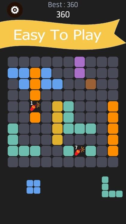 Hex Block Puzzle