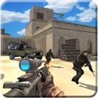 extrem Wüste Wut Attacke im modern Kommando Spiel icon
