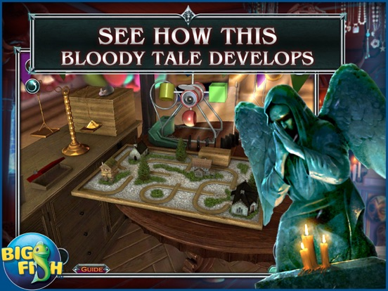 Vampire Legends: The Count of New Orleans HD screenshot 3